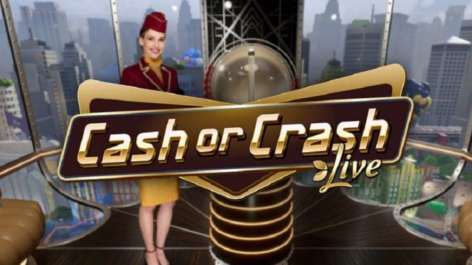 Evolution Is on Fire! The Developer Rolls Out Cash or Crash Live!