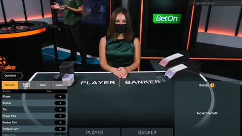 Playtech Bet on Baccarat Full Review