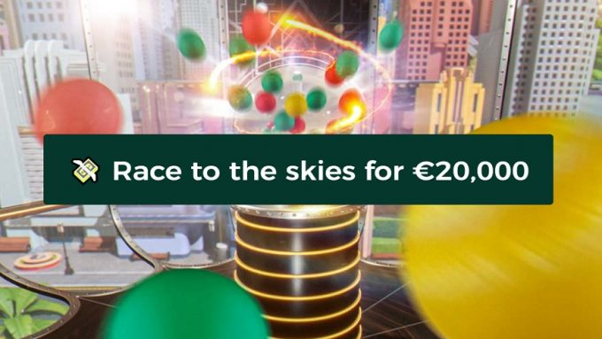 Mr Green Invites You to Try the New Cash or Crash for a Share of the €20,000 Prize Pool!